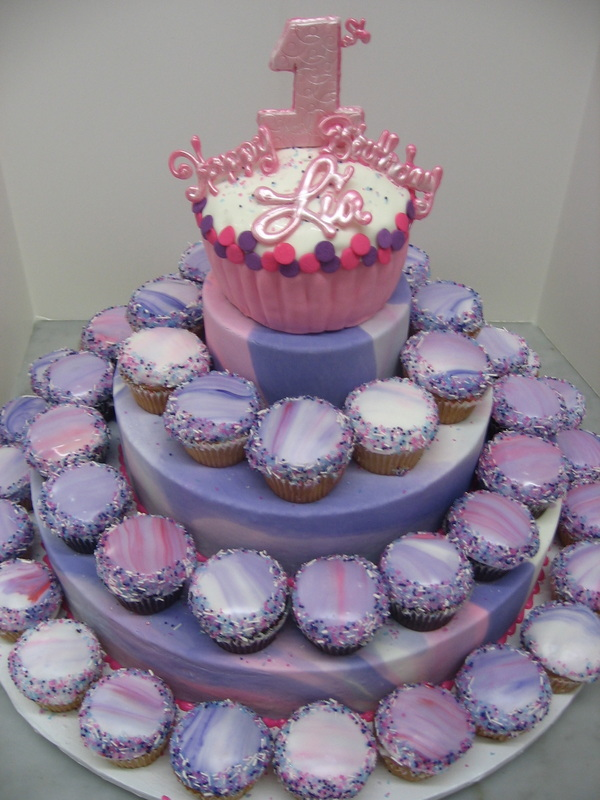 Cupcake Cakes Saint Honore Pastry Shop